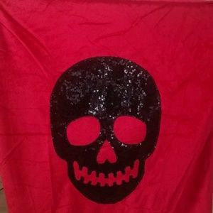 Other - Halloween Skull Chair Covers
